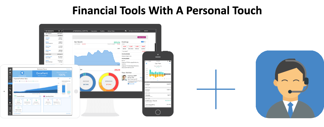 Financial Tools 1 - 2019 Personal Capital Review