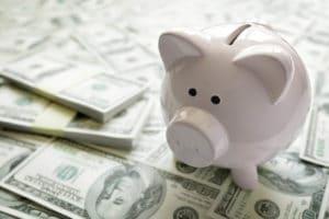 Piggy bank investing