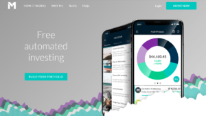 M1 Finance - Home Page