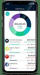 M1 Finance mobile