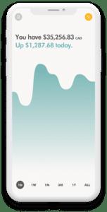Wealthsimple Trade app