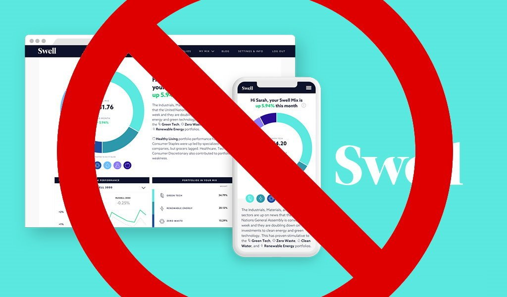 Swell Investing Closes its Doors