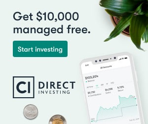 CI Direct Investing Banner